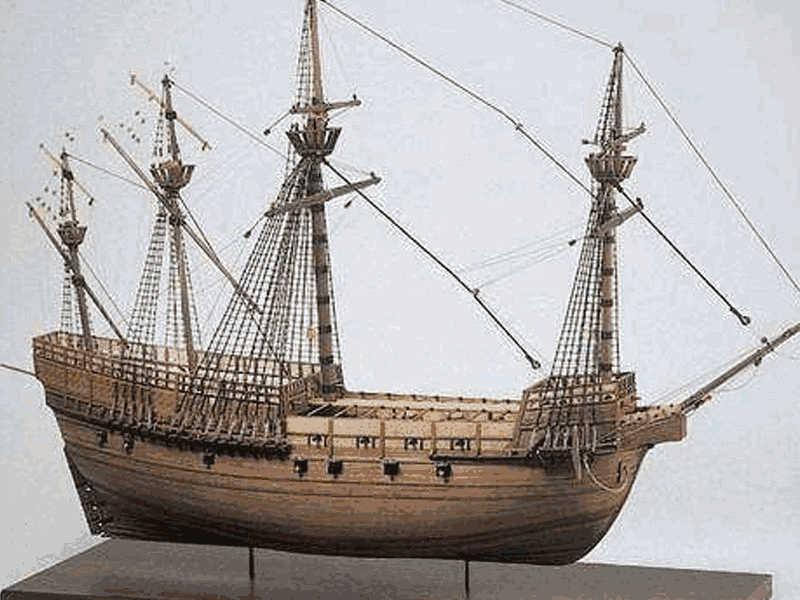 Raising the Mary Rose