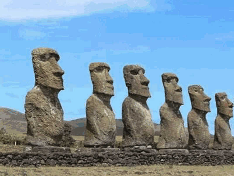 What Destroyed the Civilisation Of Easter Island?