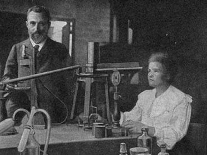 The life and work of Marie Curie