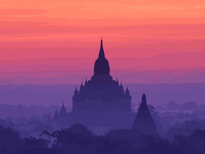 Why Pagodas Don't Fall Down