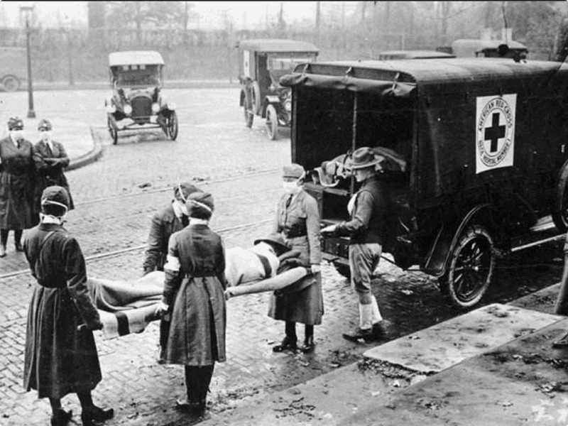 托福红Delta-Test1听力conversation2 The 1918 Influenza Pandemic原文解析+翻译音频