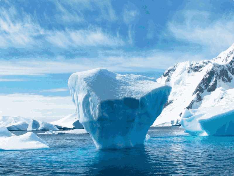 红Delta-Test2听力The Formation and Movement of Glacier原文文本答案解析+音频录音mp3【小站托福备考】